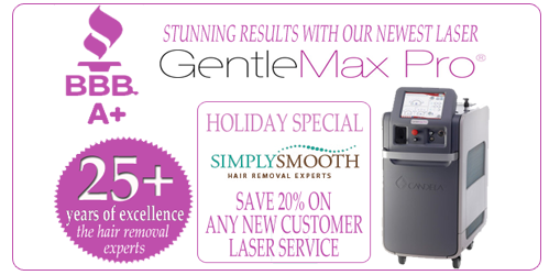 LASER HAIR REMOVAL LOUISVILLE, KY PROMOTIONS